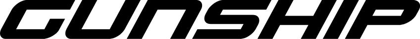 Preview image for Gunship Super-Italic Italic