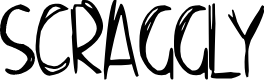 Preview image for Scraggly Font