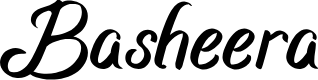 Preview image for Basheera Font