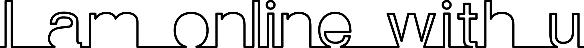 Free single line font for cnc