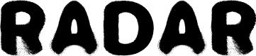 Preview image for RADAR Font
