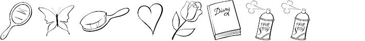 Preview image for PrincessOT Font