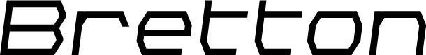 Preview image for Bretton Bold Semi-Italic