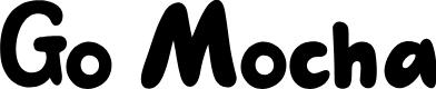 Preview image for Go Mocha Font