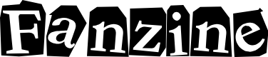 Preview image for Fanzine Font