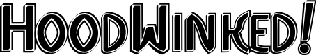 Preview image for HoodWinked-Grande Font