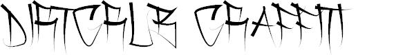 Preview image for Dirtgrub Graffiti Font