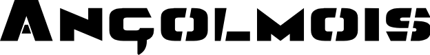 Preview image for Angolmois Font