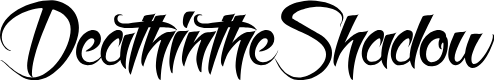 Preview image for DeathintheShadow Font