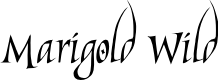 Preview image for MarigoldWild Font