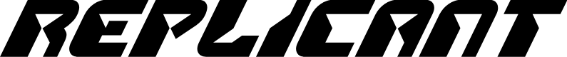 Preview image for Replicant Super-Italic