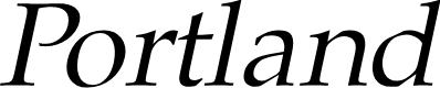Preview image for Portland LDO Italic