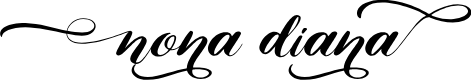 Preview image for Nona Diana Font