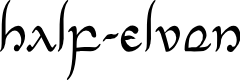 Preview image for Half-Elven Condensed Condensed