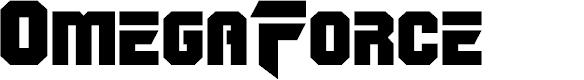 Preview image for OmegaForce Regular Font