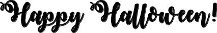 MidnightinOctober font