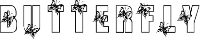 Preview image for KR Butterfly 3 Font
