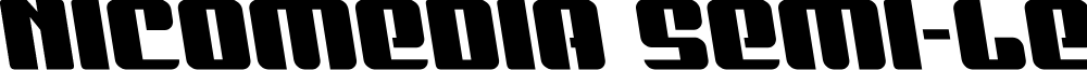 Nicomedia Semi-Leftalic