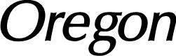 Preview image for Oregon LDO DemiBold Oblique