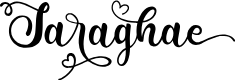 Preview image for Saranghae Font