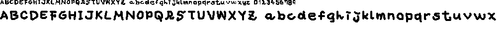 Preview image for musekinin Font