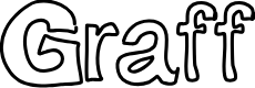 Preview image for Graff Font