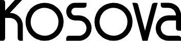 Preview image for Kosova Font