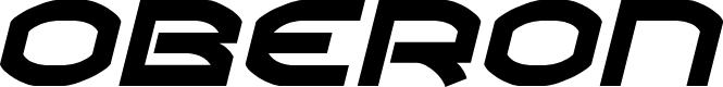Preview image for Oberon Semi-Italic