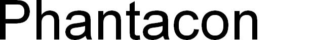 Preview image for Phantacon Compact Bold Italic