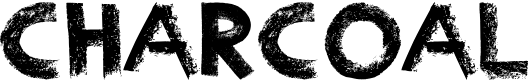 Preview image for Charcoal Font