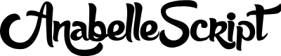 Preview image for AnabelleScript Font