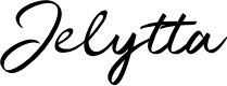 Preview image for Jelytta Font