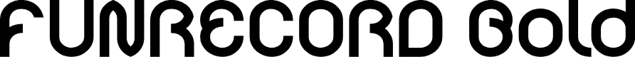 Preview image for FUNRECORD Bold