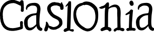 Caslonia