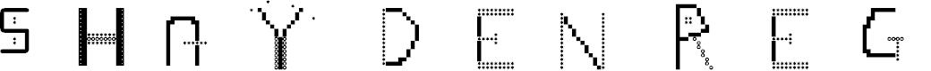 Preview image for Shayden Regular Font