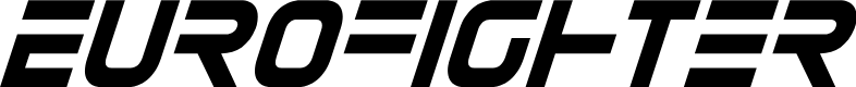 Preview image for Eurofighter Condensed Italic