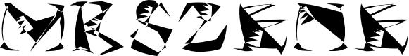 Preview image for MKSzene Font
