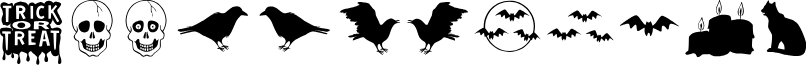TrickorTreat2OT font