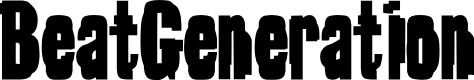 Preview image for BeatGeneration Font