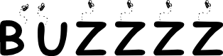 Preview image for KR Buzzzz Font