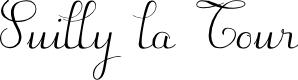 Preview image for Suilly la Tour-Demo Font