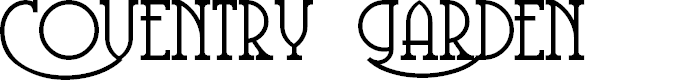 Preview image for CoventryGarden Font