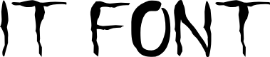 Preview image for it font