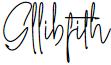 Gllibfith font