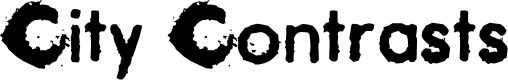 Preview image for City Contrasts Font