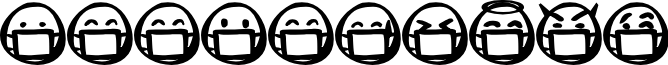 Otsutome_Emoji_Sample Regular