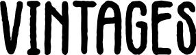 Preview image for Vintages Font
