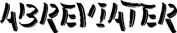 Abreviater