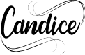 Preview image for Candice Font