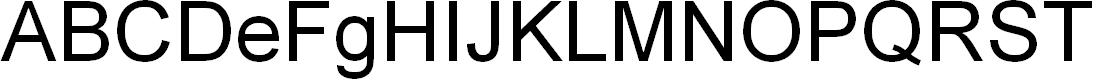 Preview image for WebSymbols-Regular Font